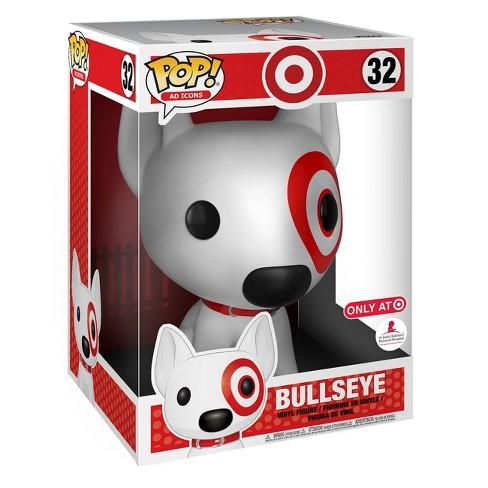 Funko Pop Target Pets 10 Bullseye Exclusive Target