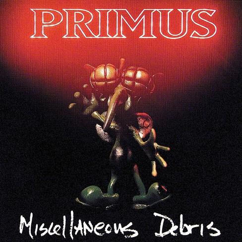 Primus - Miscellaneous Debris (Vinyl) - image 1 of 1