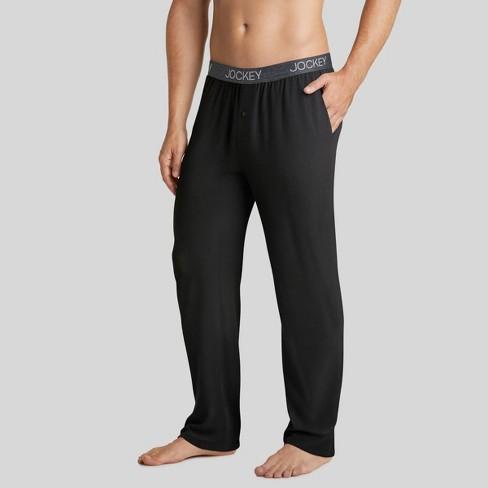 Jockey Generation™ Men's Pajama Pants - Black L : Target