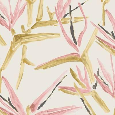 Pink & Cream Tropical Grass
