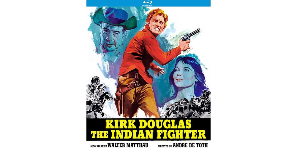 Indian Fighter (Blu-ray), Movies