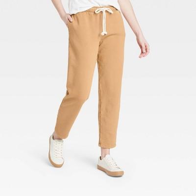 Women's Mid-Rise Fleece Jogger Pants - Universal Thread™