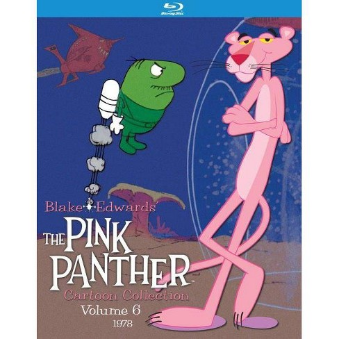The Pink Panther Cartoon Collection Volume 6 1978 A 80 Blu Ray 2019 Target