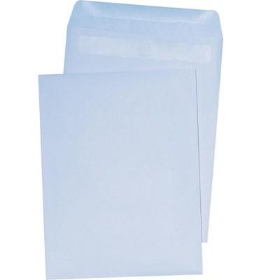 "MyOfficeInnovations Self Seal Catalog Envelopes 9""L x 12""H White 100/Box (19295VP) 260612"