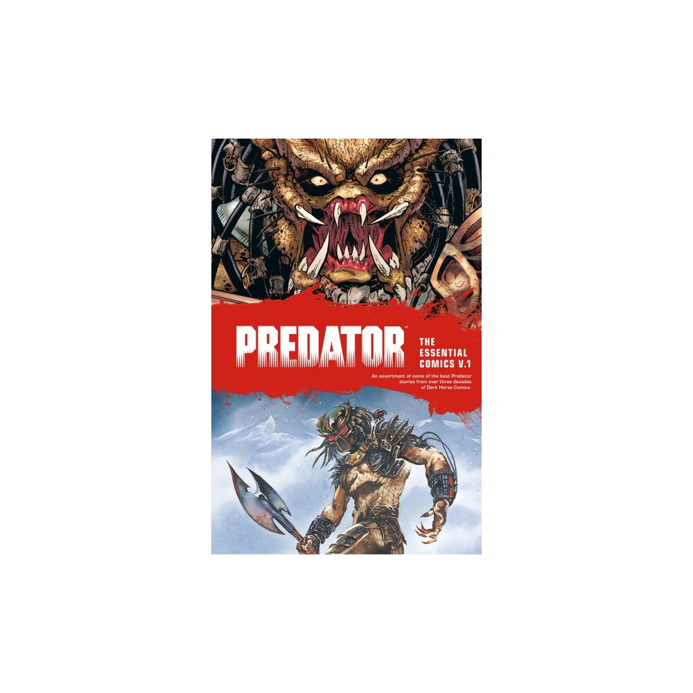 ISBN 9781506710068 product image for Predator - the Essential Comics 1 - (Predator) by Mark Verheiden (Paperback) | upcitemdb.com