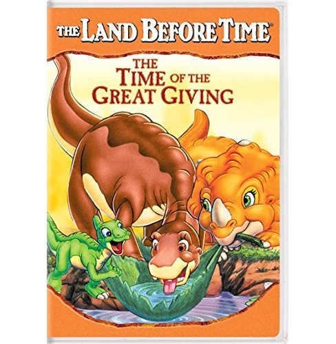 Land Before Time:Time Of The Great Gi (DVD) - image 1 of 1