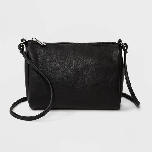 Zip Closure Crossbody Bag - Wild Fable™ - image 1 of 3