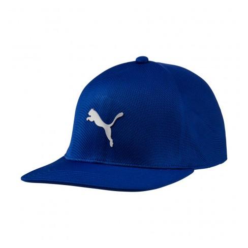 Puma Evoknit Golf Hat Sodalite Blue Small Medium   Target 9bfa84511f3
