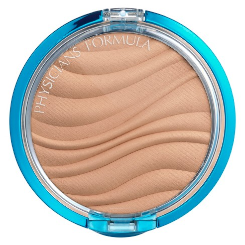 Physicians Formula Mineral Wear Talc-Free Mineral Airbrushing Pressed Powder SPF 30 - Creamy Natural - image 1 of 3