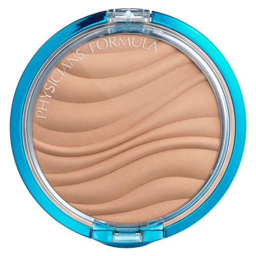 Physicians Formula Mineral Wear Talc-Free Mineral Airbrushing Pressed Powder SPF 30 - Creamy Natural