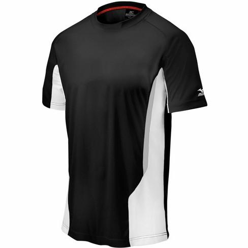 Mizuno Youth Boys' Elite Short Sleeve Crew Neck Shirt - image 1 of 2