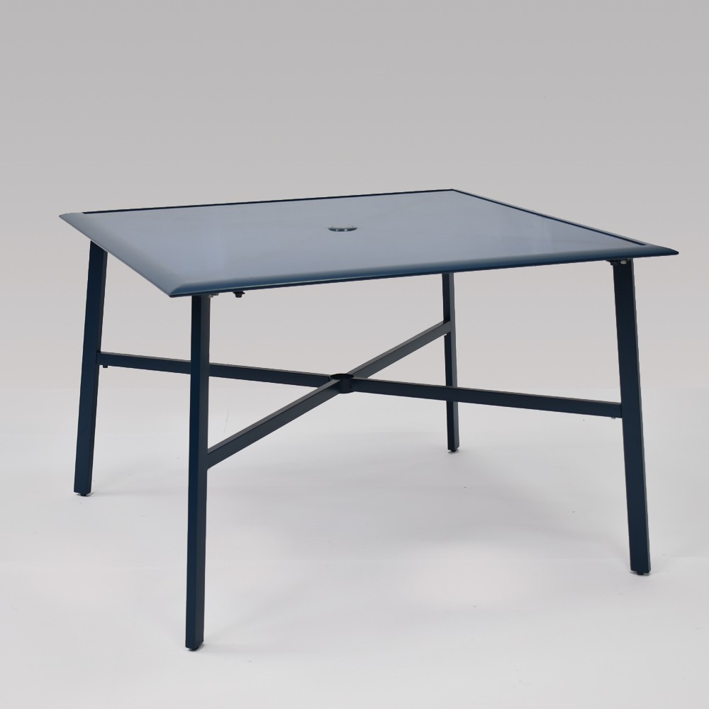Best Review Fisher 4 Person Patio Dining Table Blue Project 62