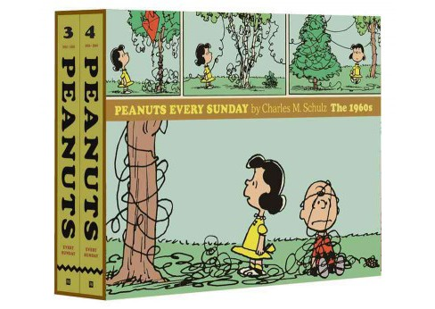 Peanuts Every Sunday : The 1960s (Gift) (Hardcover) (Charles M. Schulz) - image 1 of 1