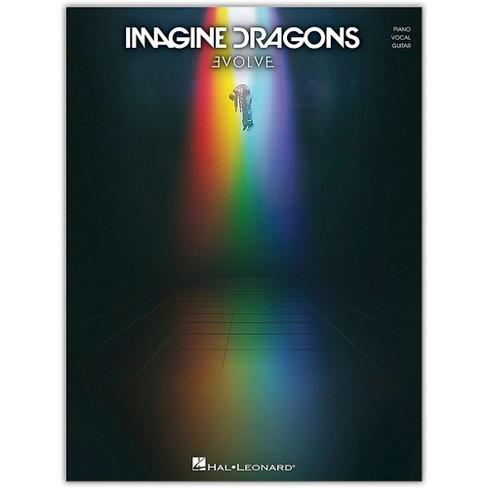 Hal Leonard Imagine Dragons - Evolve Piano/Vocal/Guitar - image 1 of 1
