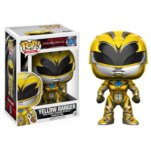 Funko POP! Movies: Power Rangers - Yellow Ranger - image 1 of 1