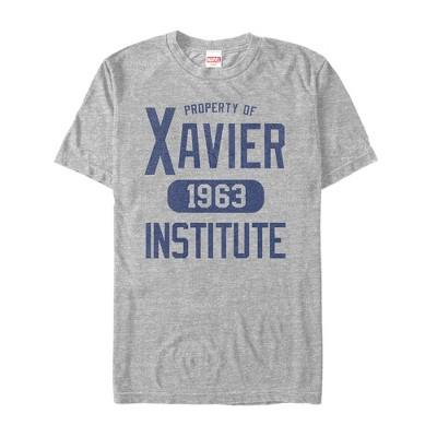 Men's Marvel X-Men Xavier Institute 1963 T-Shirt
