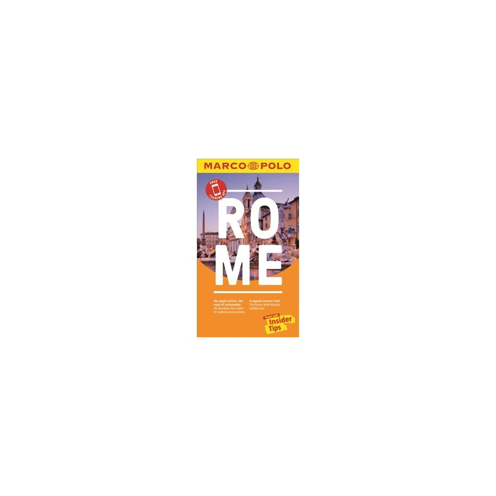 Marco Polo Rome - 4 Pap/Map (Marco Polo Rome (Travel Guide)) by Swantje Strieder (Paperback)
