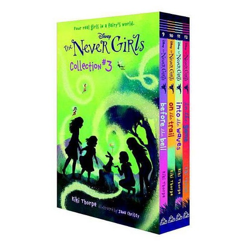 The Never Girls Collection #3 (Disney: The Never Girls) - by  Kiki Thorpe (Paperback) - image 1 of 1
