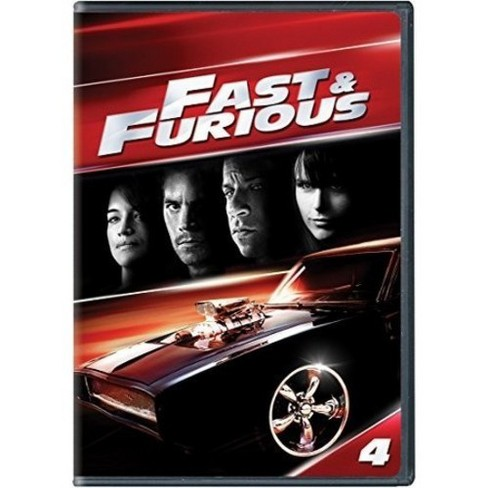 Fast & Furious (DVD) - image 1 of 1