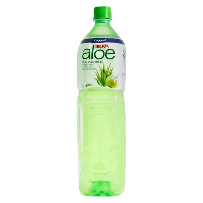 Iberia Coconut Aloe Vera Drink - 50.8oz
