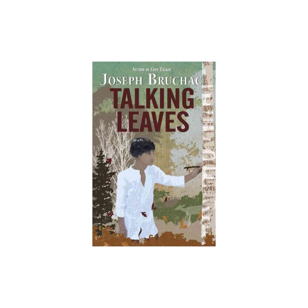 Talking Leaves (Unabridged) (CD/Spoken Word) (Joseph Bruchac)