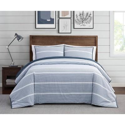 Niari Yarn Dye Stripe Comforter Set - Brooklyn Loom