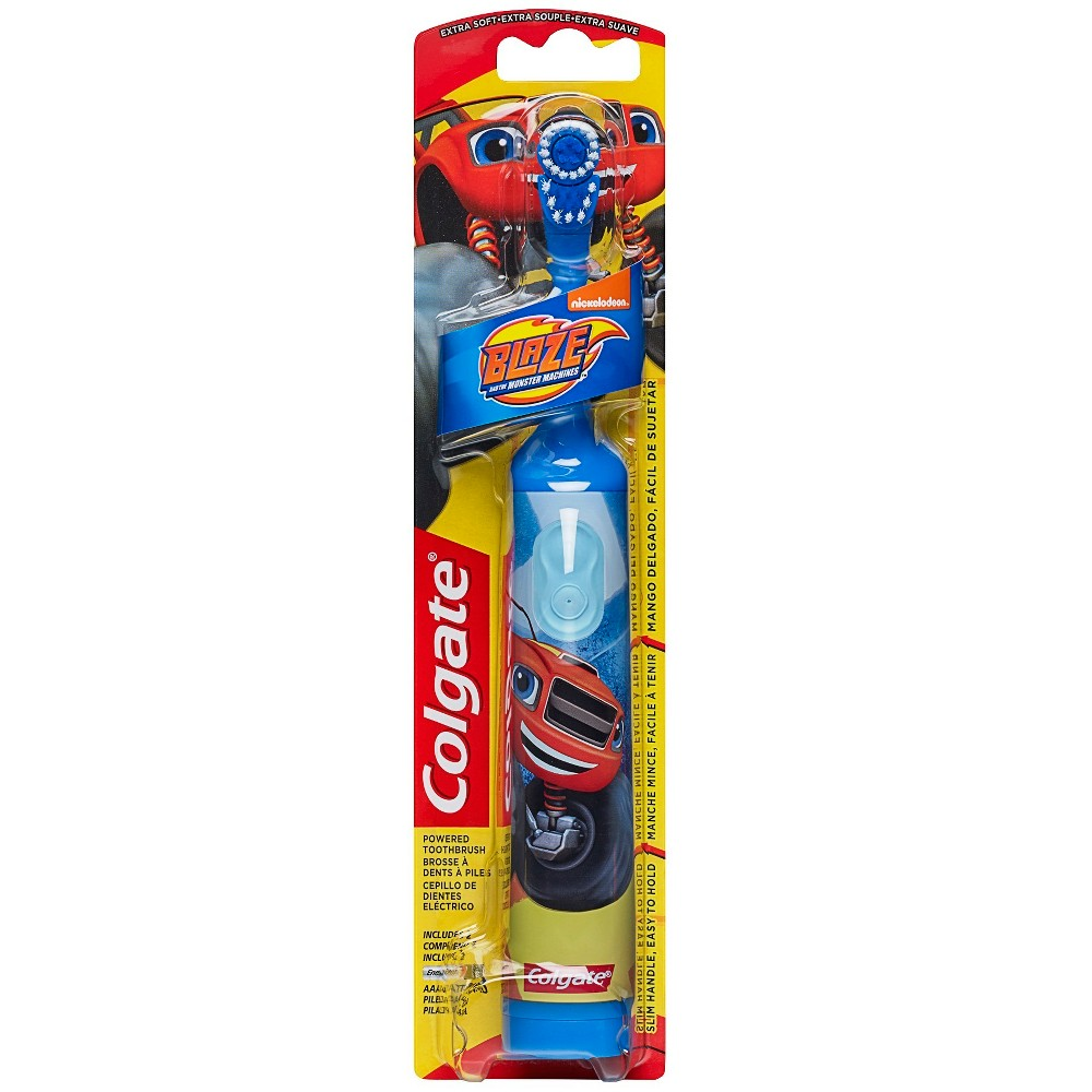 Image of Colgate Kids Battery Powered Toothbrush Blaze Extra Soft - 1ct