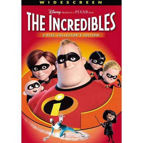 The Incredibles [WS] [2 Discs] - image 1 of 1