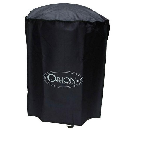 Orion Cooker OC-CRV01 Weather Resistant Heavy Duty Nylon Lined Cover, Black - image 1 of 1