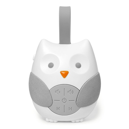 Skip Hop Stroll & Go Portable Owl Baby Soother - image 1 of 6