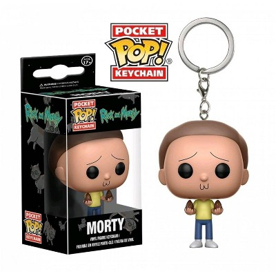 Funko Rick and Morty POP Keychain: Morty