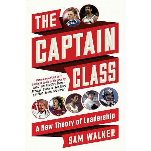 The Captain Class - by  Sam Walker (Paperback) - image 1 of 1