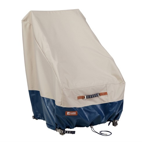 Mainland High Back Chair Patio Cover