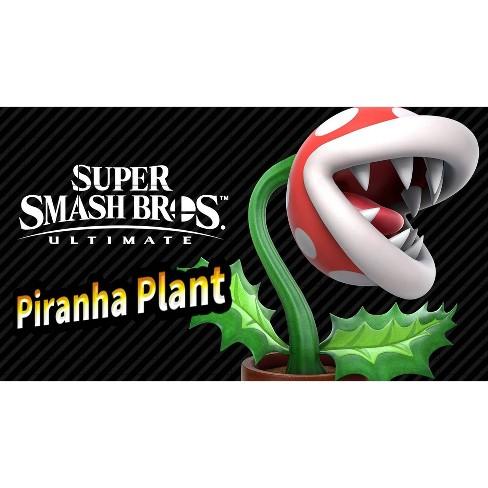 Super Smash Bros. Ultimate: Piranha Plant Fighters Pass - Nintendo Switch (Digital) - image 1 of 4
