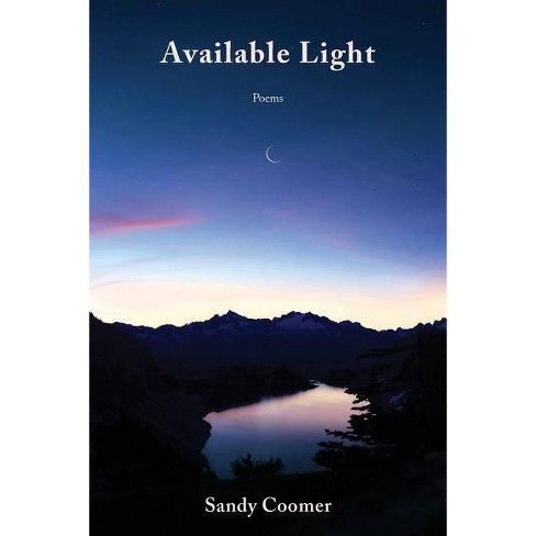Available Light - by  Sandy Coomer (Paperback) - image 1 of 1