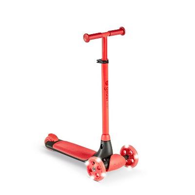 Y-Volution Y Glider Kiwi 3 Wheel Kick Scooter