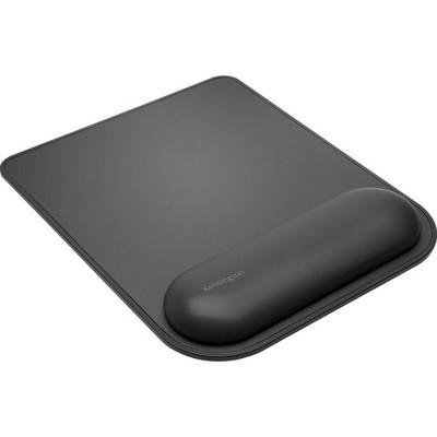"Kensington ErgoSoft Wrist Rest Mouse Pad - 0.8"" x 7.7"" Dimension - Gel Pad - Skid Proof"