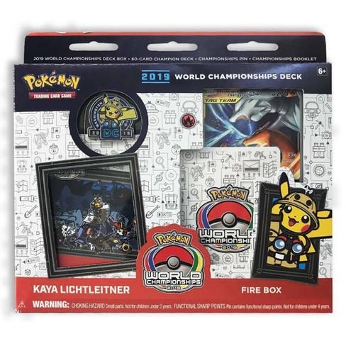 2019 Pokemon Trading Card Game World Champion Deck - Kaya Lichtleitner - image 1 of 3