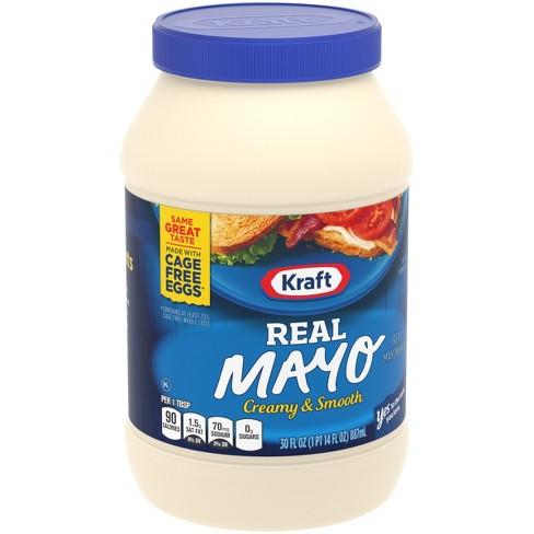 Kraft Real Mayonnaise 30oz - image 1 of 3