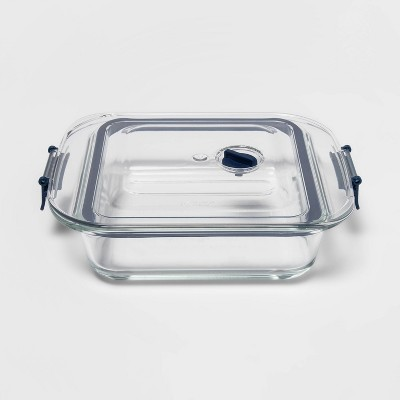 2qt Glass Baking Dish with Locking Lid - Made By Design™