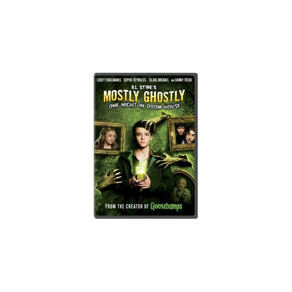 Rl Stine's Mostly Ghostly:One Night I (Dvd)