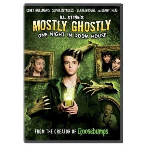 Rl Stine's Mostly Ghostly:One Night I (DVD) - image 1 of 1