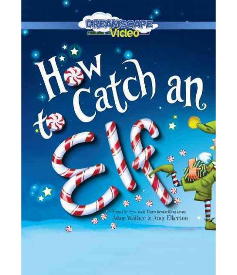 How to Catch an Elf (Hardcover) (Adam Wallace) - image 1 of 1