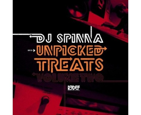 Dj Spinna - Unpicked Treats:Vol 2 (Vinyl) - image 1 of 1