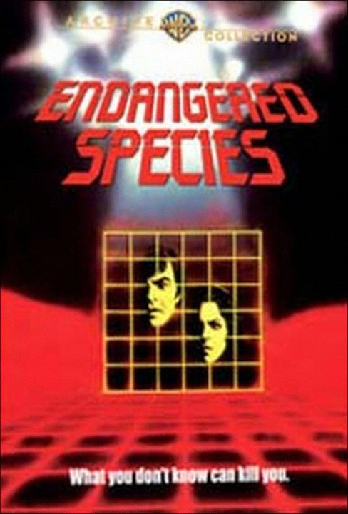 Endangered species (DVD) - image 1 of 1