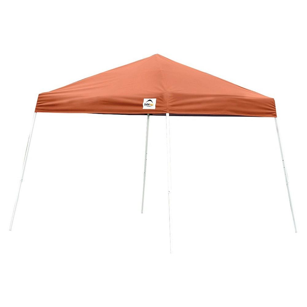 Shelter Logic 10' x 10' Sport Slant Leg Pop-Up Canopy - Terracotta, Tcotta