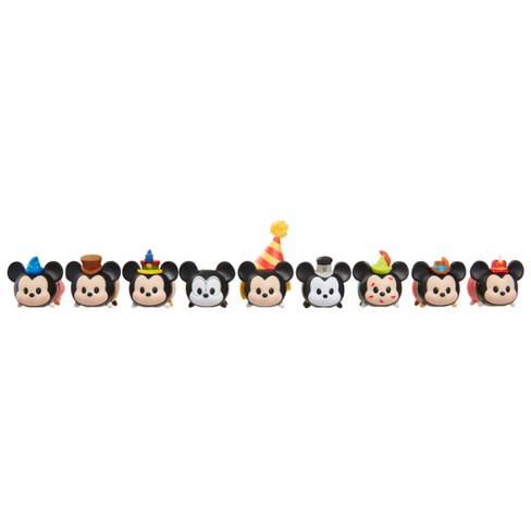 Disney Tsum Tsum 10pc - Mickey Through the Years - image 1 of 9
