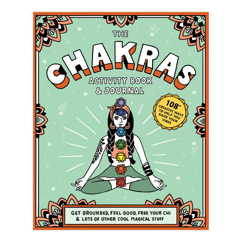 Image of Chakras Activity Book, books