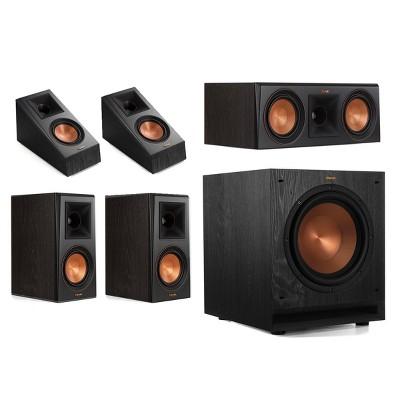 Klipsch RP-500M 5.1 Home Theater System