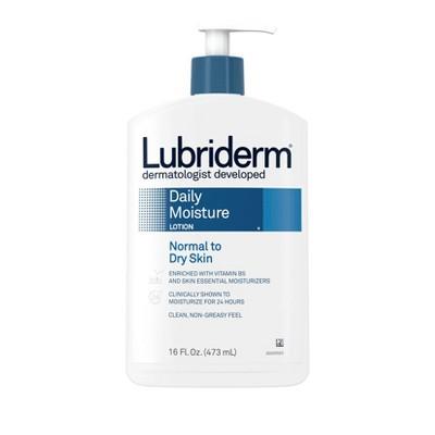 Lubriderm Daily Moisture Lotion - 16oz